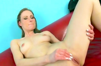 Horny slut is abused by a kinky dude.