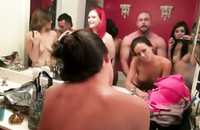 Watch hot sex of sweet teenage babes who enjoz doing it in the bathroom. Kinkz positions and thebest moves by the pretty sluts. These girlfriends have come a long way and now their blowjob skills are perfect!