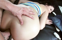 Fabulous ex girlfriend gives the best blowjob in POV video